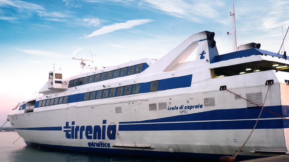 Traghetti per le Isole Tremiti | Prenota Online | Navitalia.com